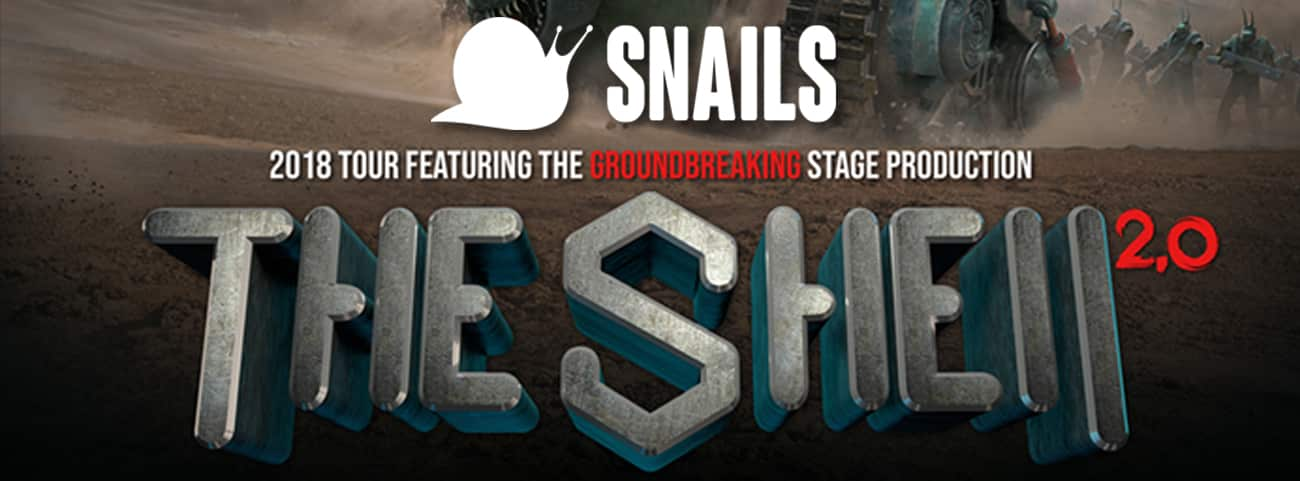 Photo of Relentless Beats Presents: The SHELL 2.0 – Phoenix, AZ – A DJ Snails Production