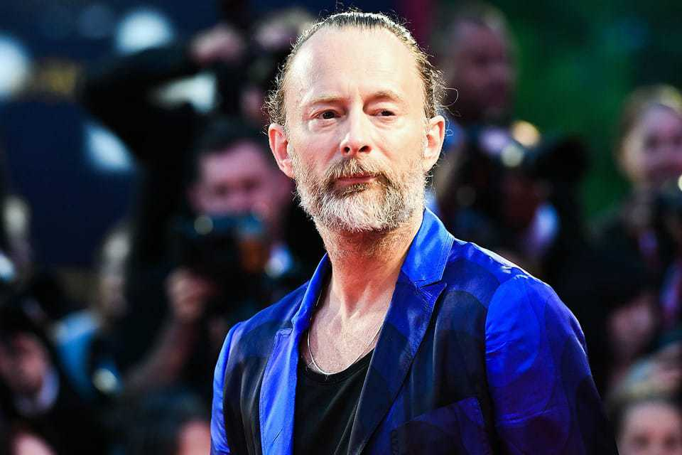 "Photo of Thom Yorke Releases ""Hands off the Arctic"" – A Greenpeace Exclusive"