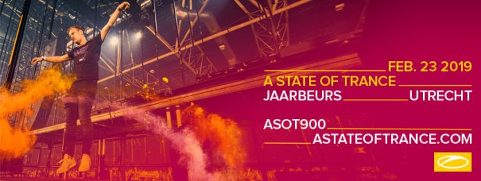 Photo of Armin van Buuren announces theme for ASOT 900 during exhilarating ADE performance