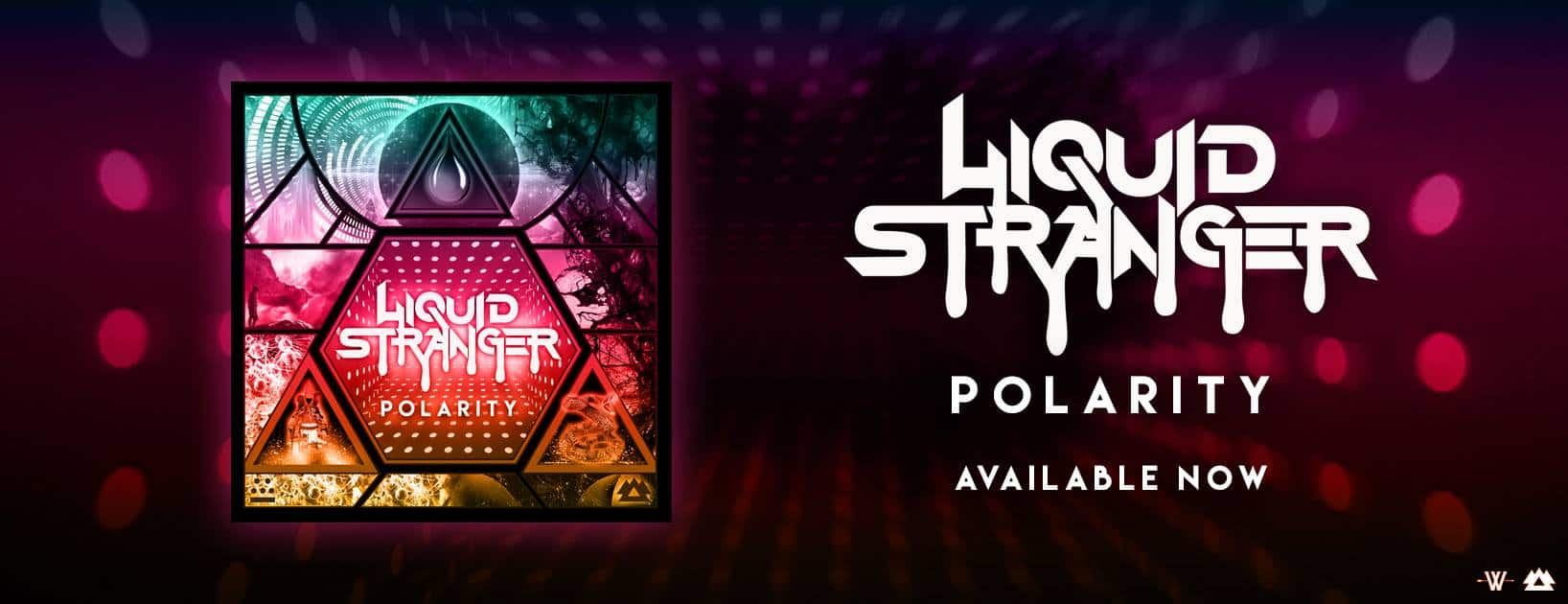 Photo of Liquid Stranger releases 'Polarity' EP on his Wakaan Label