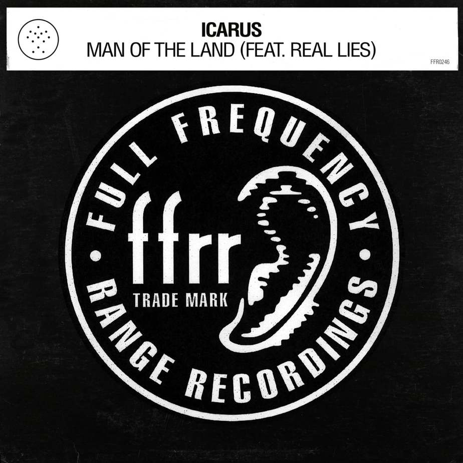 """Photo of Icarus Drops New Track: """"Man Of The Land"""" feat. Real Lies"""