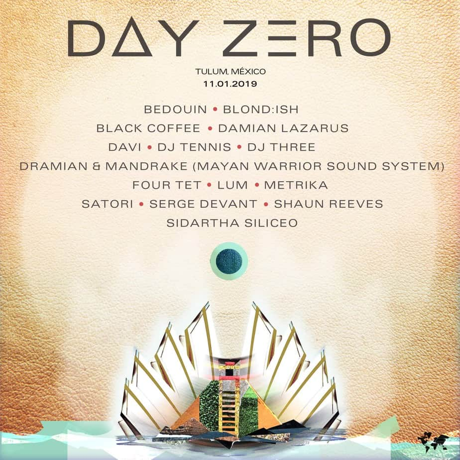 Photo of Day Zero 2019 Lineup Is Now Complete