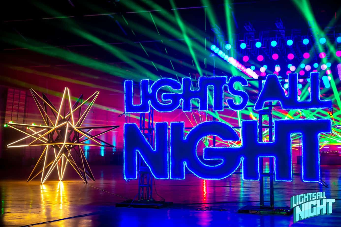 Photo of Lights All Night: A Heavy Hitting Event That Cannot Be Missed