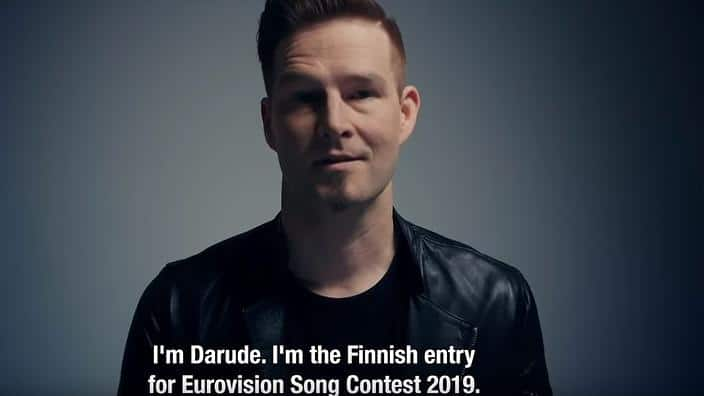Photo of Fans Going Crazy Over Darude Representing Finland At Eurovision