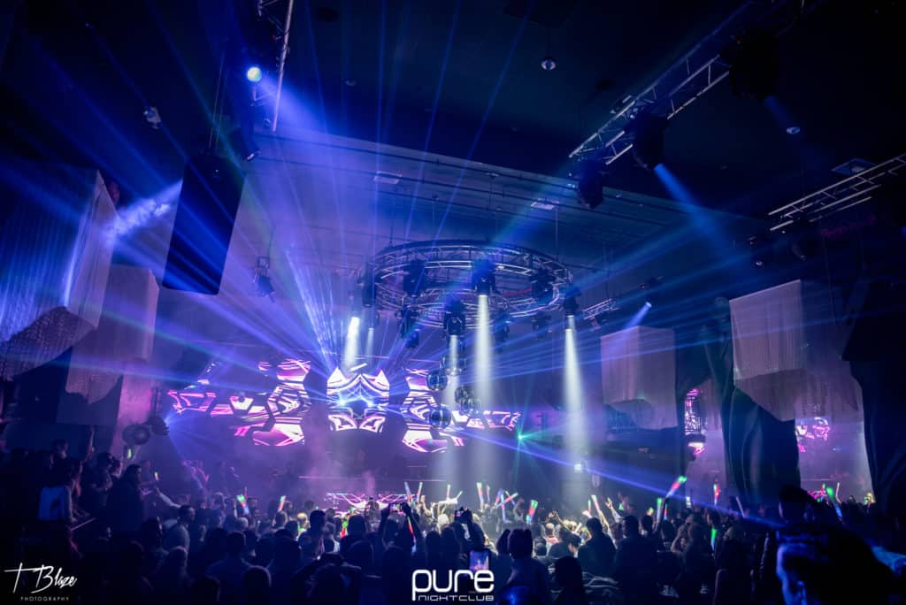 5th Photo from Paul van Dyk's show at Pure Nightclub