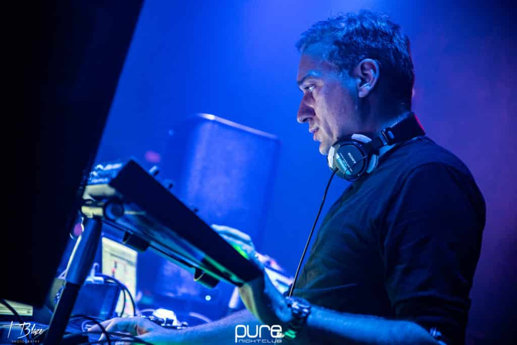 6th Photo from Paul van Dyk's show at Pure Nightclub