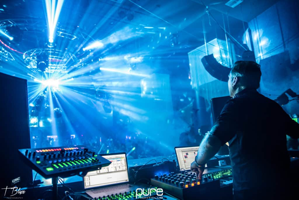 7th Photo from Paul van Dyk's show at Pure Nightclub