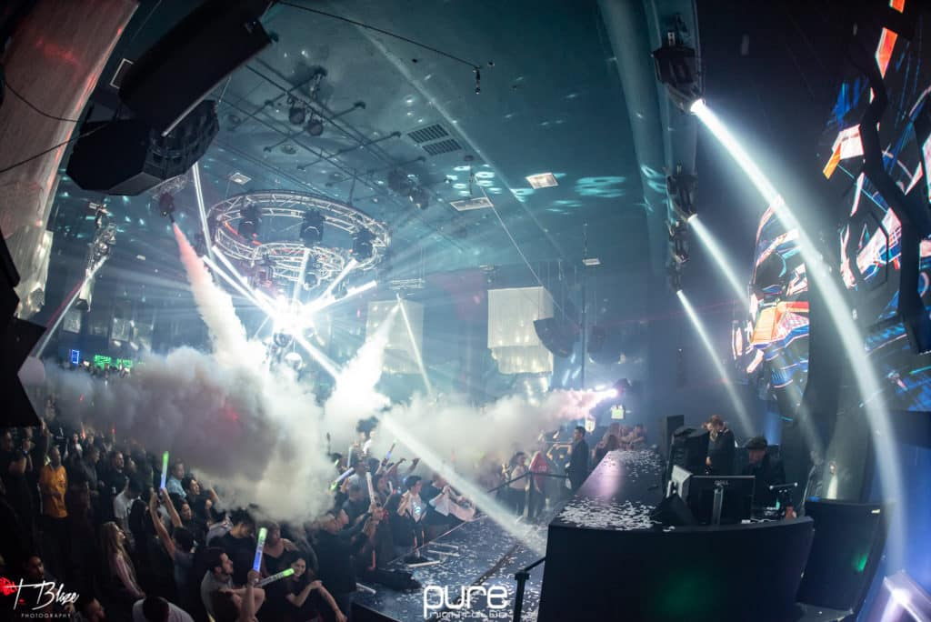 8th Photo from Paul van Dyk's show at Pure Nightclub