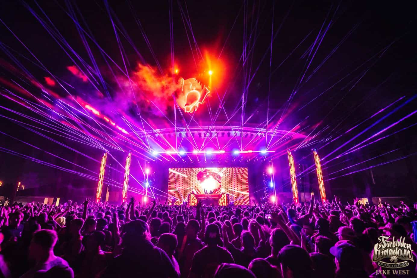 Photo of About Forbidden Kingdom Music Festival 2019