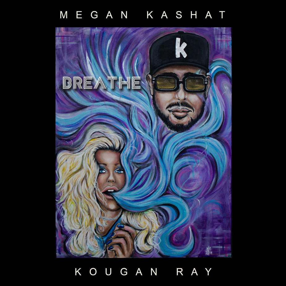 "Photo of Check out Megan Kashat and Kougan Ray's ""Breathe"""