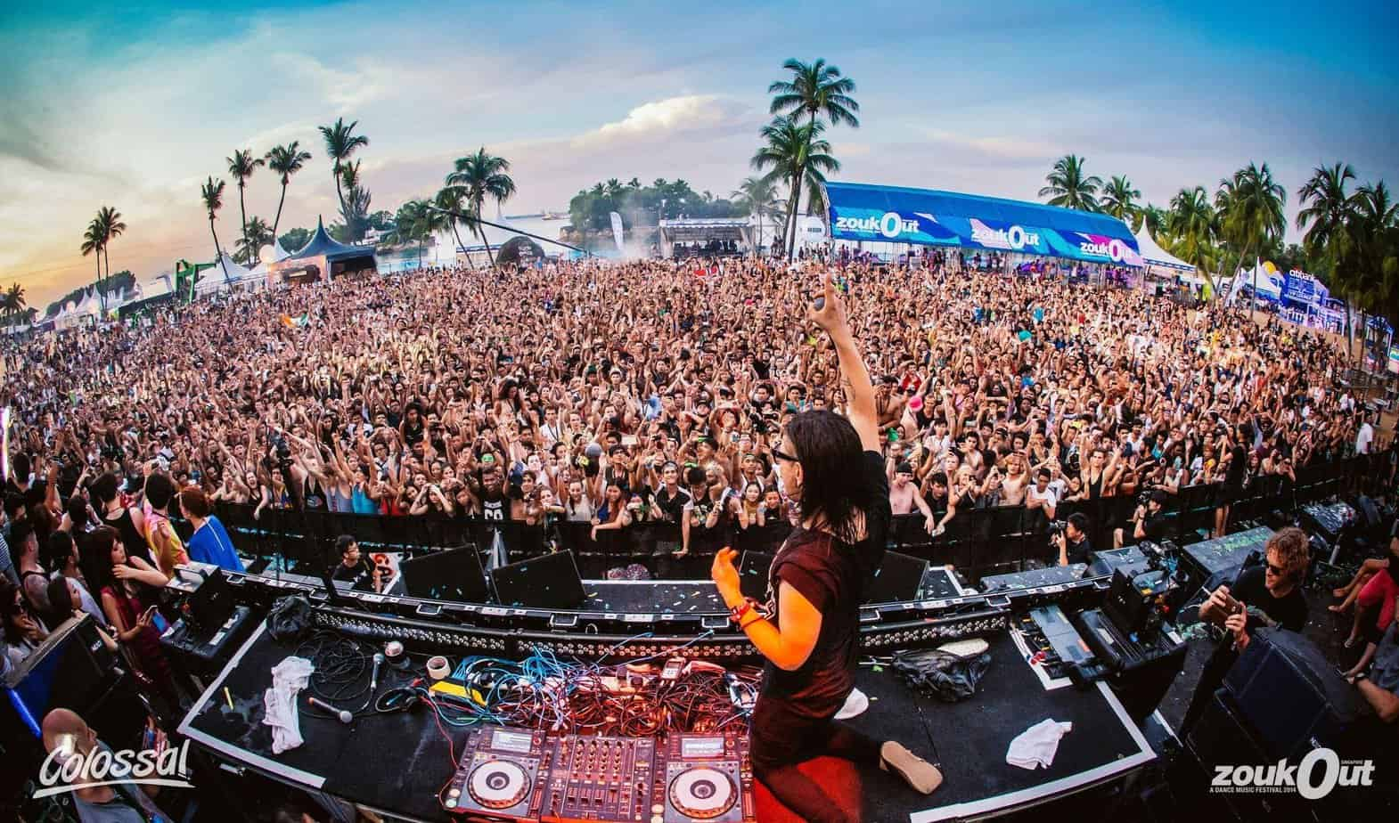 Photo of The Top Five EDM Festivals In Asia