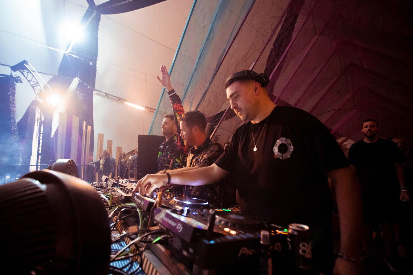 Photo of Coachella: CamelPhat + Agoria + Gorgon City Surprise Do LaB B2B Set