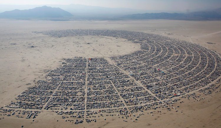 Photo of Government Requirements Pits Burning Man Ideals Versus Compliance
