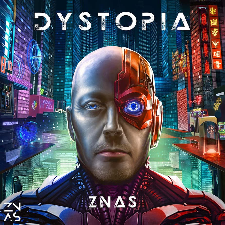 Photo of Znas Gives a Nod to Cyperpunk Culture in his Latest Conceptual EP 'Dystopia'