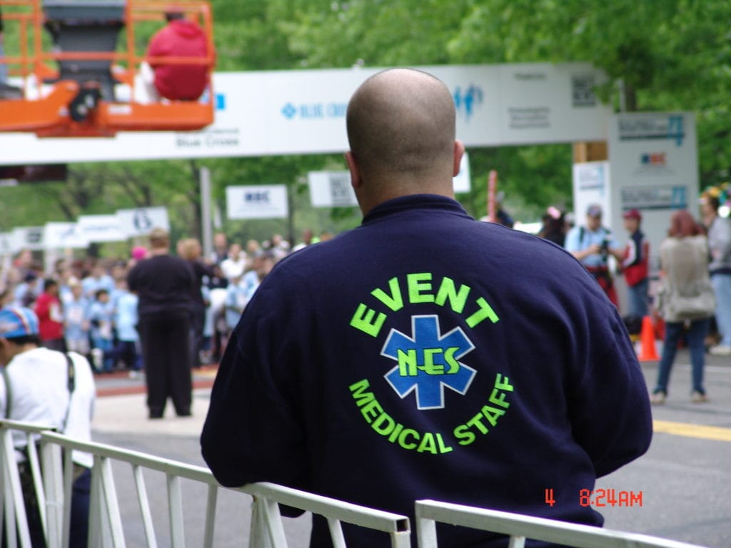 Photo of Why Medical Staff Are Essential at Events