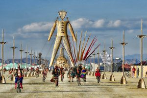 Photo of Burning Man Facing Permit Issues Due To Environmental Concerns
