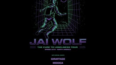 Photo of Jai Wolf: The Cure to Loneliness Tour at the Van Buren