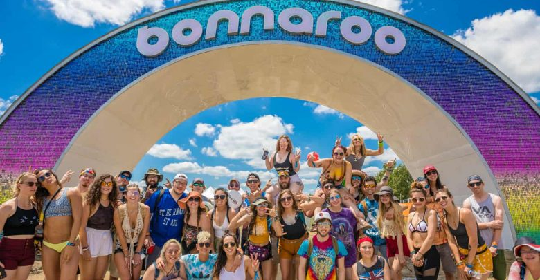 Bonnaroo traffic