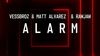 """Photo of Vessbroz, Matt Alvarez and RawJaw Join Forces in """"Alarm"""" Out Now on Harmor Records"""