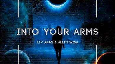 "Photo of Check Out the Latest Collaboration ""Into Your Arms"" by Allen Wish and Lev Akro"