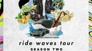 Photo of GRiZ Releases New Bangers[1].Zip EP and Reveals Dates for Ride Waves Tour: Season Two