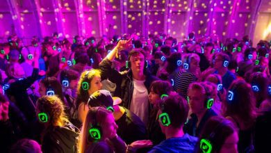 Photo of Silent Disco: A Party That Will Not Wake Your Neighbors