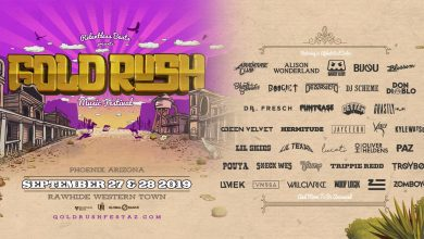 Photo of Goldrush Music Festival Lineup Announces Artist-by-Day Lineup