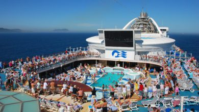 Photo of EDM Cruises Combine Festivals with a Traditional Vacation Experience