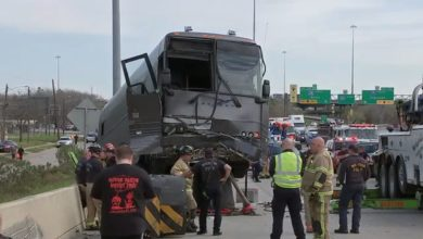Photo of NGHTMRE Tour Bus Involved in Crash; No Serious Injuries Sustained
