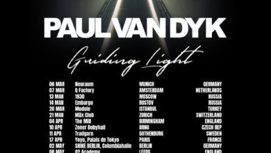 Photo of Paul van Dyk Shines His Guiding Light on The Ritz in Tampa