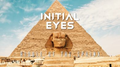 Photo of Check out Initial Eyes' brand new hit 'Riddle Of The Sphinx'