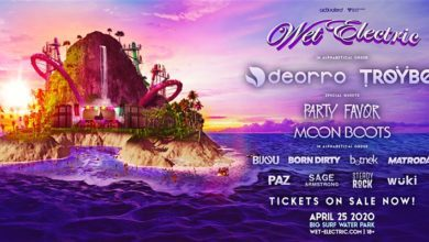 Photo of Lineup for 11th Annual Wet Electric Festival Officially Released