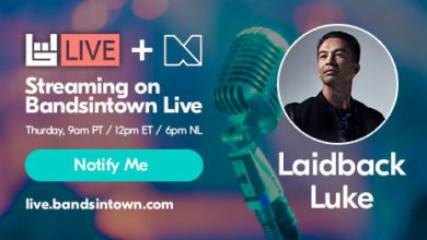 Photo of Bandsintown to Host Live Sessions Each Thursday on Twitch