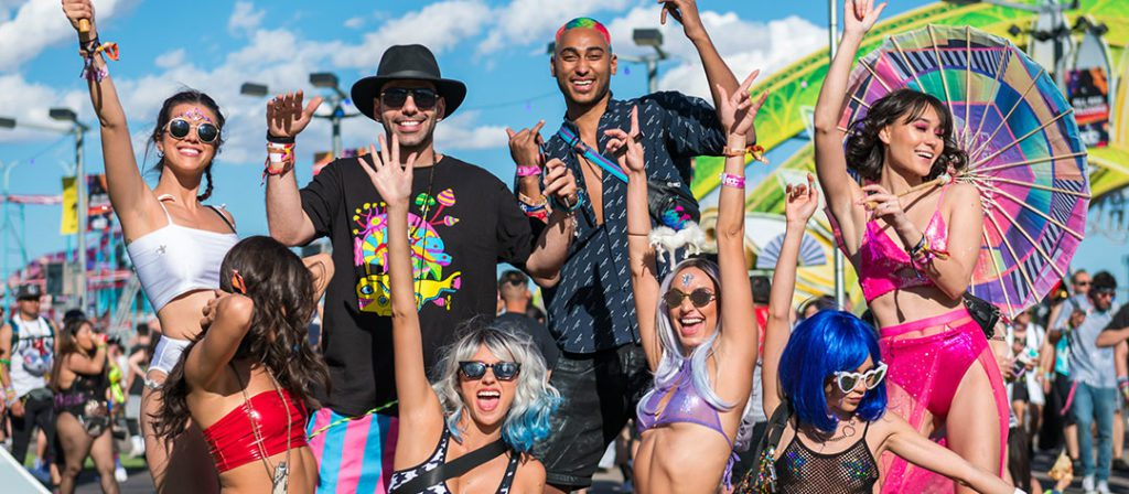 Ravers  (also known as headliners)