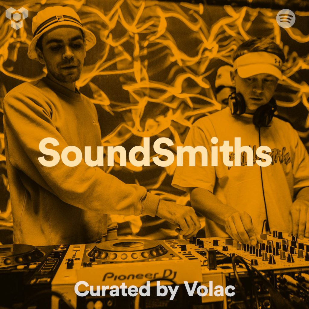 SoundSmiths curated by Volac