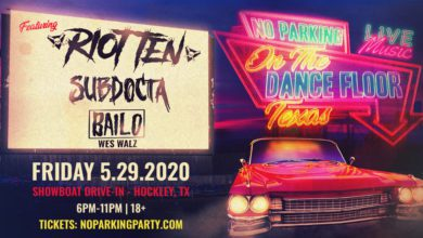"""Photo of Disco Donnie Presents """"No Parking On The Dancefloor"""""""
