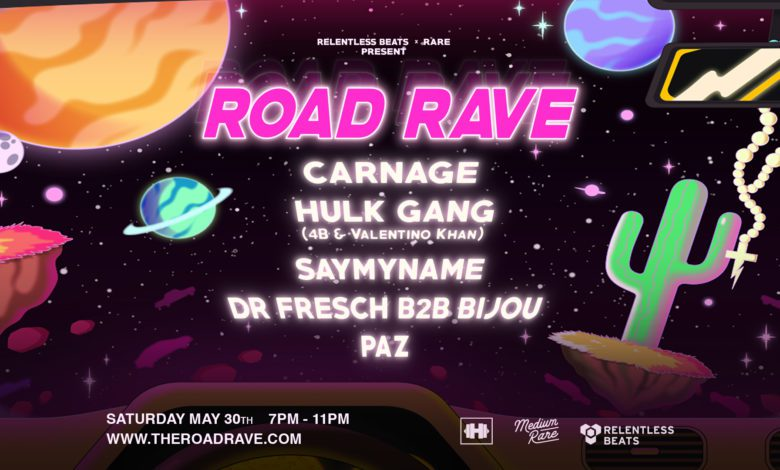 The-Road-Rave-Drive-In-Festival