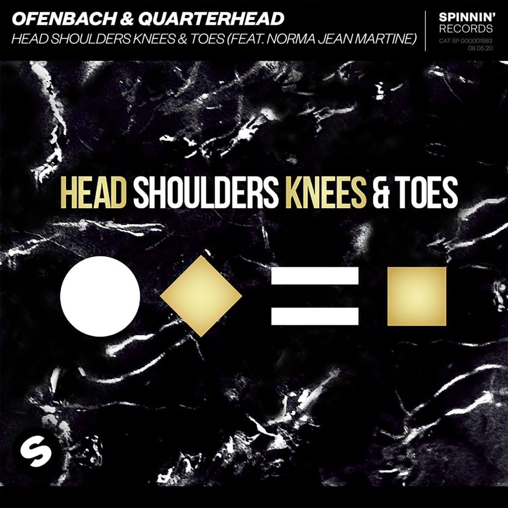 Head Shoulders Knees & Toes song cover