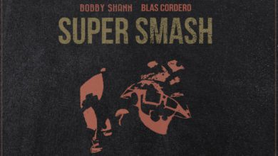 "Photo of Bobby Shann and Blas Cordero Collab on, ""Super Smash"""