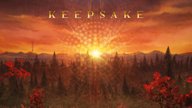 "Photo of David Starfire & Arula Release ""Keepsake"""