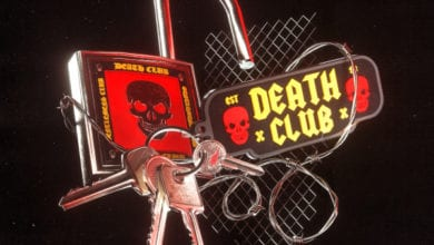 "Photo of Gentlemens Club & Aweminus Release ""Death Club"""