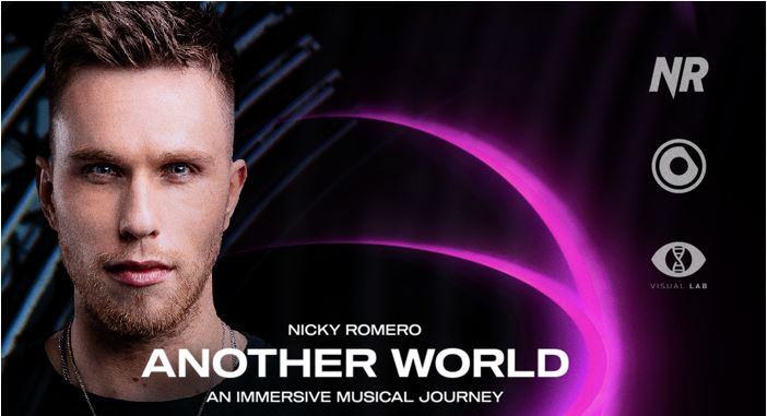 Photo of Nicky Romero Launches Next Level Livestream Concept