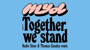 "Photo of Radio Slave, Thomas Gandey Remixed ""Together We Stand"""