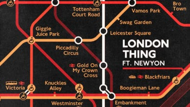 "Photo of BROHUG Releases ""London Thing"" with NEWYON"