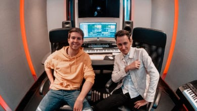 "Photo of Timmo Hendriks and Romeo Blanco Release ""For Your Love"""