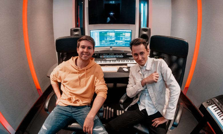 """Photo of Timmo Hendriks and Romeo Blanco Release """"For Your Love"""""""