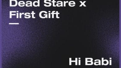"Photo of Dead Stare, First Gift, and OOMLOUD Worked on ""Hi Babi"""
