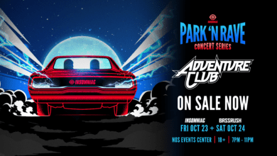 Photo of Adventure Club Teams Up With Insomniac for Park 'N Rave