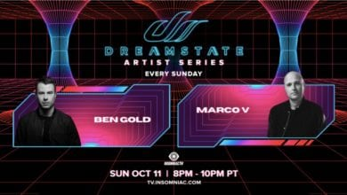 Photo of Don't Miss Ben Gold's Exclusive Live Set for Insomniac Events