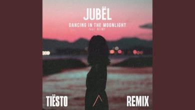"Photo of Tiësto Remixes JUBËL's ""Dancing in the Moonlight"""